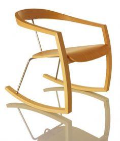 tna design studio RO-RO ROCKING CHAIR Zilio A&C, 2007