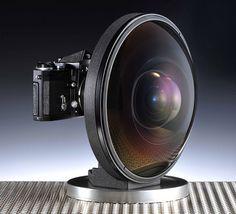 Rare Fisheye Nikkor 6mm f/2.8 lens   $160000.