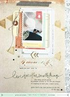 A Project by lexibridges from our Scrapbooking Gallery originally submitted 08/01/13 at 09:16 AM