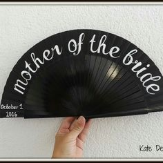 Working on a hand for the mother of the bride Hand Held Fan, Hand Fan, Wish Bracelets, Mother Of The Bride, Hands, Gray, Wedding, Ash, Valentines Day Weddings