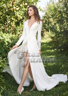 Boutique Chez Janine – Brautmode, Brautkleider und Festmode für Sie und Ihn - Ärmel Lillian West, Outfit, White Dress, Boutique, Formal Dresses, Fashion, Evening Dresses, Baggy Dresses, Marriage Dress