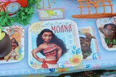 Moana Birthday Party Ideas | Photo 2 of 19