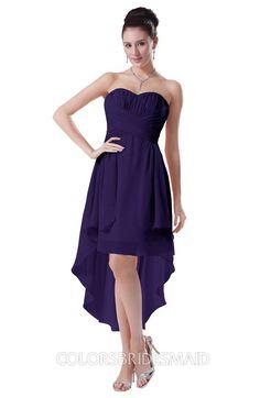 d96ba6cc14bda ColsBM Colette Magic Purple Mature Column Sleeveless Zip up Lace Bridesmaid  Dresses. See more. Royal Purple Affordable Hawaiian A-line Sleeveless  Chiffon ...
