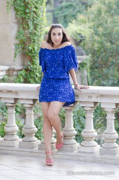 summer dress, blue ocean dress... http://klausstrofobia.com/style/local-fashion/el-paraiso-en-la-ciudad/