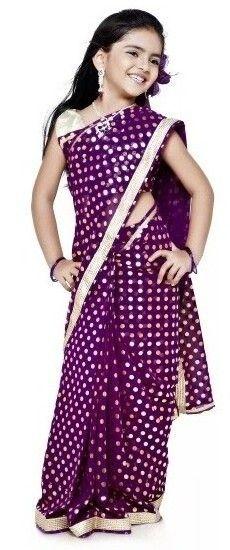 392444c35 24 Best Indian Kids Saree images