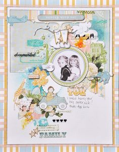 Better With You **NEW Webster's Pages New Beginnings** - Scrapbook.com