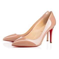 Shoes - Pigalle - Christian Louboutin #charlotteolympiaheelschristianlouboutin