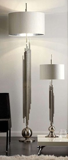 InStyle-Decor.com Luxury Designer Lighting Ultra High End Floor Lamps From $5,000 Beautiful Custom Designs For The Worlds Most Glamorous Projects. Enjoy Over 3,500 Modern, Contemporary Designer Inspirations, Now On Line, To Enjoy, Pin & Share. Luxury Furniture, Lighting, Mirrors & Decorative Accents. Unique Decorating Ideas for Interior Architects, Designers, Decorators & Fans