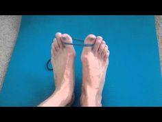 6 Exercises to Fix Bunions - YouTube