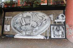Claudio Ethos street art #ethos #streetart #mural