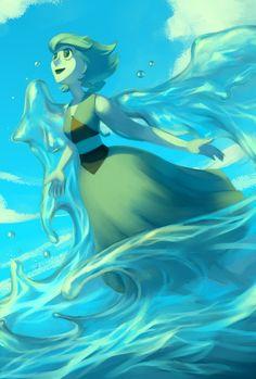 Steven Universe: Lapis Lazuli by Sword-Dance on DeviantArt