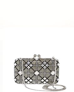 Uhm, yes.  La Regale Rhinestone Clutch