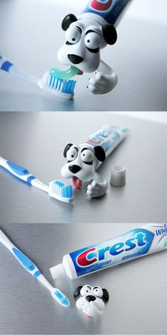 The Toothpaste Pete Toothpaste Dispenser motivates kids to brush their teeth. Shop at the Apollo Box for cool gadgets your kids will love. Cool Kitchen Gadgets, Home Gadgets, New Gadgets, Apollo Box, Ideias Diy, 3d Prints, Cool Inventions, Star Wars Art, Cool Gifts