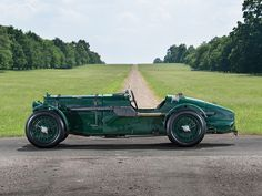 1935 Aston Martin Ulster Competition Sports | Monterey 2017 | RM Sotheby's