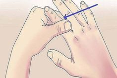 """What Is Acupressure Rub your thumb and pull it upwards Thumb is connected to heart and lungs. When rapid heartbeat, or when you will stay breathless, what you need to do is to massage your thumb and to pull it up. """"Index finger massaging"""" against. Health Benefits, Health Tips, Index Finger, Calendula Benefits, What Happened To You, Health And Beauty, Detox, The Cure, Cancer"""