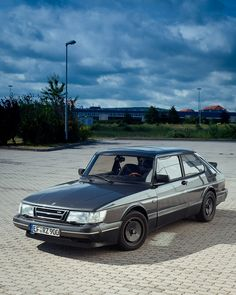 Before the Takeover by Benno Reiss-Zimmermann 1987 Saab 900 Turbo Location: Germany