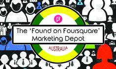 Facebook Marketing, Internet Marketing, Social Media Marketing, Four Square, Clip Art, Wisdom, Australia, Business, Legends