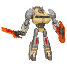 Transformers Generations Voyager Class Grimlock Figure 6.5 Inches Transformers.