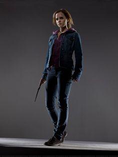 hermione granger deathly hallows - Pesquisa Google