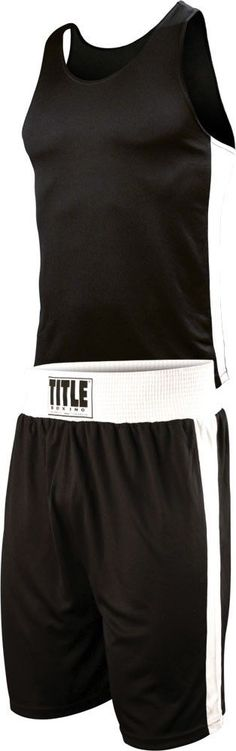 TITLE AEROVENT ELITE AMATEUR BOXING SET - ORIGINAL boxing MMA wrestling no-gi #Title