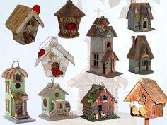 pictures of bird houses | Amazing Bird Houses - Birds House