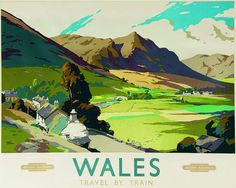 WALES, British Railways by Bloomsbury Auctions, via Flickr