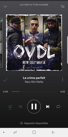 """Le crime parfait - New Shit Mafia """"OVDL"""" #newalbum #newshitmafia #swissrap Mafia, Crime, Parfait, Rap, Album, Reading, Wraps, Crime Comics, Rap Music"""