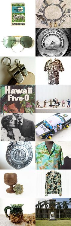 Book 'em Danno... by ThirdShift on Etsy--Pinned with TreasuryPin.com