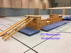 Kletterweg - Dora A. Summer Activities For Kids, Sports Activities, Kindergarten Activities, Diy For Kids, Toddler Sports, Kids Gymnastics, Math Stations, Play Houses, Fun Games