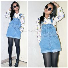 Dungarees I Dungarees, Overalls, Overall Shorts, Women, Fashion, Moda, Fashion Styles, Bib Overalls, Jumpsuits