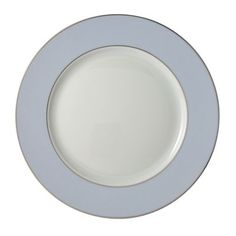 "Bernardaud ""Dune Blue"" Dinner Plate 