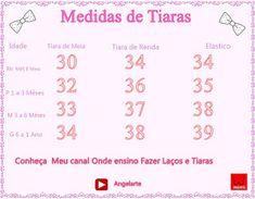Angelarte: Medidas de Tiaras Baby Bibs, Baby Headbands, How To Make Fascinators, Pro Bow, Business Baby, Crochet Art, Baby Hacks, Baby Girl Fashion, Baby Sewing