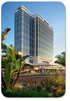 Hilton Bayfront San Diego labor day weekend && My birthday getaway!