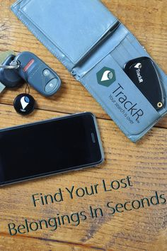 TrackR sticker is a small, coin-sized tracking device that you can attach onto any device or belonging. Download the Free TrackR app - then use the distance indicator, separation alerts, phone finder, and Crowd GPS features to find your TrackR in seconds!