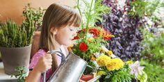 Ideas para conseguir el #jardín soñado por cualquier niño - Contenido seleccionado con la ayuda de http://r4s.to/r4s
