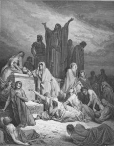 Gustave Doré - La Peste en Jerusalén