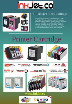 With Discount #PrinterCartridge, you can carry out all your printing tasks without having to spend so much money in the process. Thanks to modern technology, you can easily shop for top quality printer color cartridge and other types of printer accessories right in the comfort of your home or office.