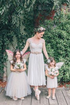 wedding dress - Bohemian Beach Wedding | fabmood.com