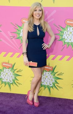 Jennette McCurdy at 2013 KCA