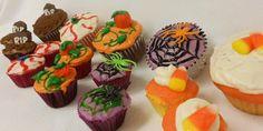 Halloween CupCakes - via @Craftsy