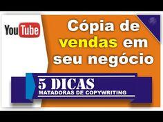 5 DICAS de Cópia de vendas [ Copywriting ] aprenda a fazer certo e venda... Marketing Channel, Music, Youtube, Tips, To Sell, Musica, Musik, Muziek, Music Activities
