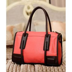 Stylish PU Casual Tote Bags For Women