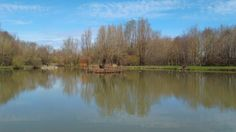 Spring at Thorney lakes