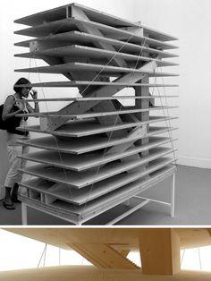 Christian Kerez- concrete factory headquarter-competition