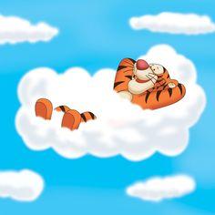 Tigger Winnie The Pooh, Pooh Bear, Eeyore, Disney Movie Club, Disney Films, Disney Characters, Fictional Characters, Disney Love, Walt Disney