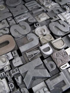 Grey Letters | G-Style