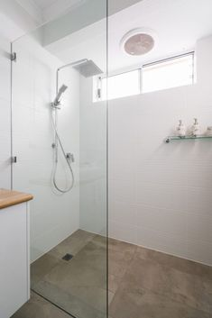 Modus Property 353 Sevenoaks St, Cannington WA 6107 1300-136-384 Bathroom Renovations Perth, Bathroom Renos, Large Shower, Big Windows, Cabinet Makers, Double Vanity, Tub, Layout, Design