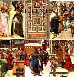 CHRISTMAS Ecclesiastical Postcards Paper by TheAtticofKitsch Vintage Cards, Vintage Decor, Postcard Paper, Paper Cover, Period Costumes, Cherub, Ephemera, Postcards, Decoupage