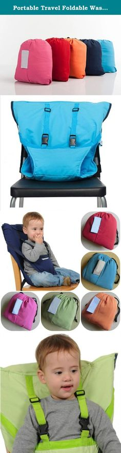 a0c074bfdcb Portable Travel Foldable Washable Baby Infants Dining High Chair Harness  Seat Green. Turn standard chair. Booster SeatsShoulder StrapsBaby ...