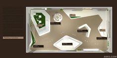 willow·莱克展厅设计 - 上海展示空间设计作品 – 方案 – 经典案例 - 中华室内设计网上海站 -  第7页 - 汪雪芹设计作品案例